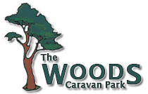 The Woods Caravan Park - Caravan Park, Campsite and Self Catering Lodges in the heart of Scotland